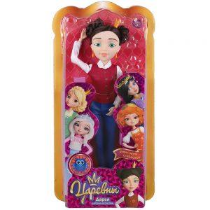 Кукла из мультфильма Царевны: царевна Дарья 29 см, лицензия