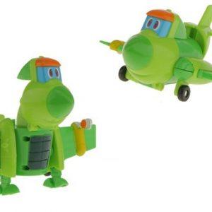 Динозавр трансформер Пин Го го Дино (Go go Dino) 11-15 cм