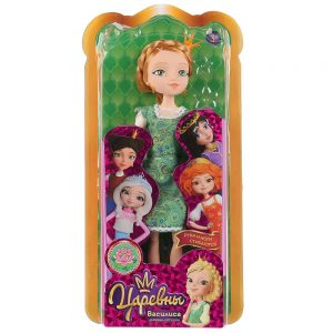 Кукла из мультфильма Царевны: царевна Василиса 29 см, лицензия